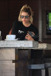 Ashley Benson - After a workout in West Hollywood, California 10/19/ 2016