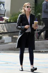 Ashley Benson Casual Style - Out and About in Los Angeles 10/13/2016