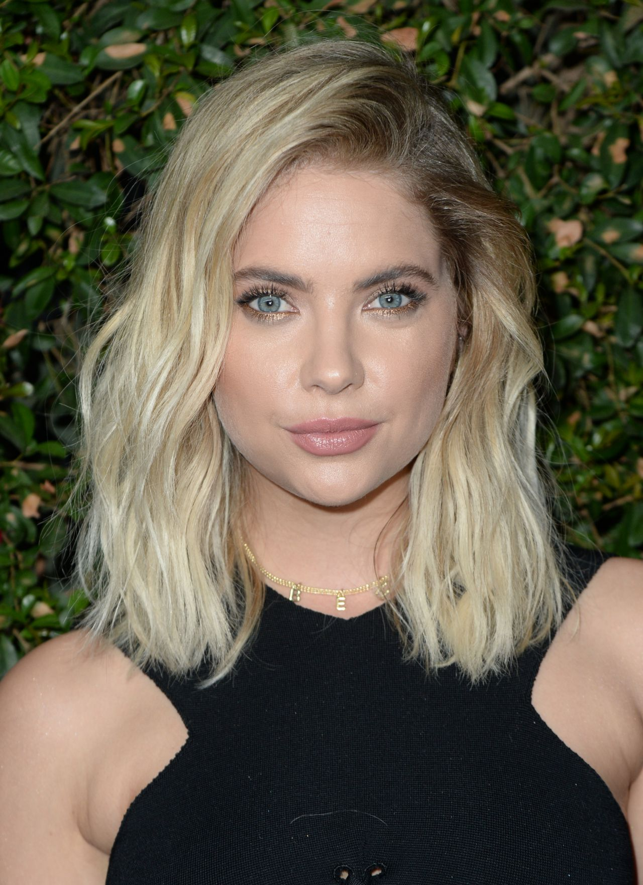 ashley benson celebration for pretty little liars
