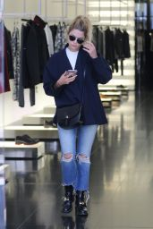 Ashley Benson - Shopping at Dior on Rodeo Drive in Beverly Hills 10/4/2016