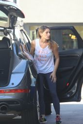 Ashley Greene at a Good Will in Beverly Hills 10/6/2016