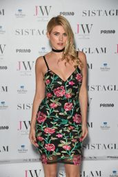 Ashley James – Sistaglam Launch Party in London, UK 10/26/ 2016