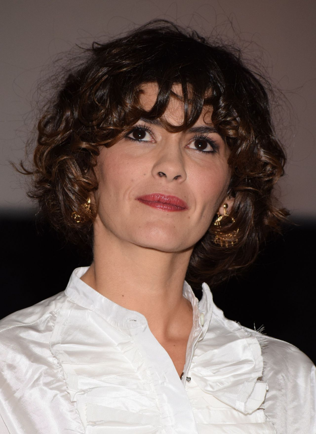 Audrey Tautou The Odyssey Premiere At Morelia Film