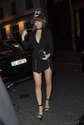 Barbara Palvin - Out in Paris 9/30/2016