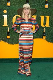 Becca Tobin – Veuve Clicquot Polo Classic in Los Angeles 10/15/2016