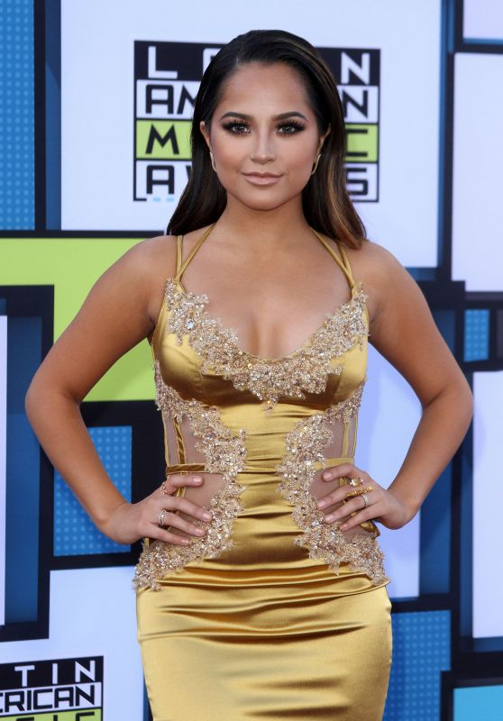 Becky G – Latin American Music Awards in Hollywood 10/6/ 2016