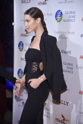 Bella Hadid - Global Lyme Alliance