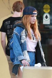 Bella Thorne - Out in Los Angeles 10/5/2016
