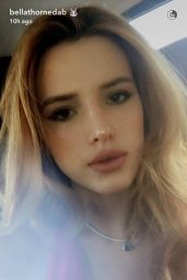 Bella Thorne Photos - Social Media 10/10/2016