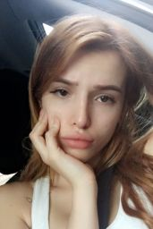 Bella Thorne Social Media, October 2016 Part I