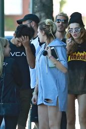 Bella Thorne Street Style - Out in Los Angeles 10/9/ 2016