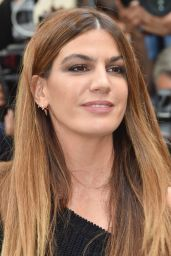 Bianca Brandolini Arrives at the Christian Dior Show – Paris Fashion Week 10/2/2016