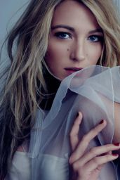 Blake Lively - Collective Hub Magazine October 2016 Issue