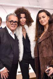 Bobby Monteverde – Giuseppe Zanotti Design Flagship Store Opening in London 10/26/2016