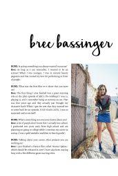 Brec Bassinger - N*ude Magazine #010 - 2016