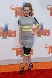 Brec Bassinger – 'Trolls' Premiere in Westwood – 10/23/ 2016