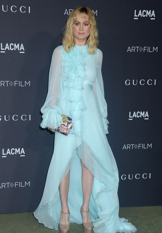 Brie Larson - 2016 LACMA Art + Film Gala in Los Angeles