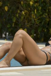 Cally Jane Beech in a Bikini - Ibiza, Summer 2016