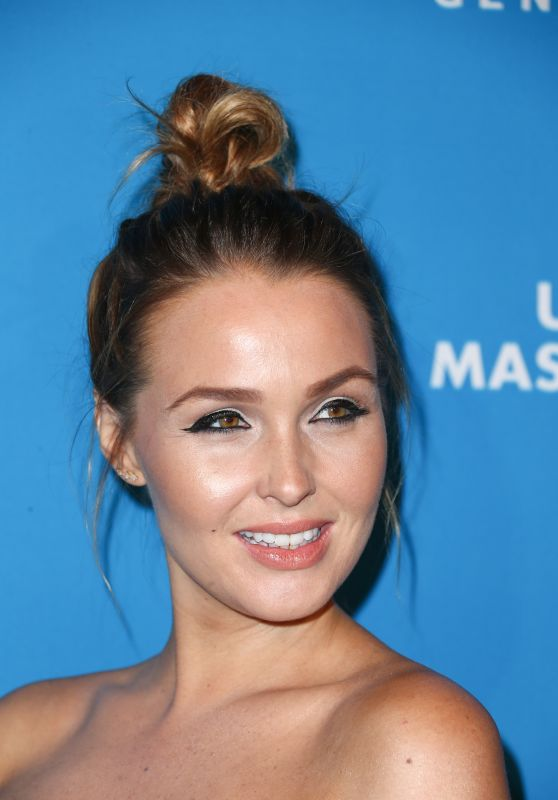 Camilla Luddington - 2016 UNICEF Masquerade Ball in Los Angeles