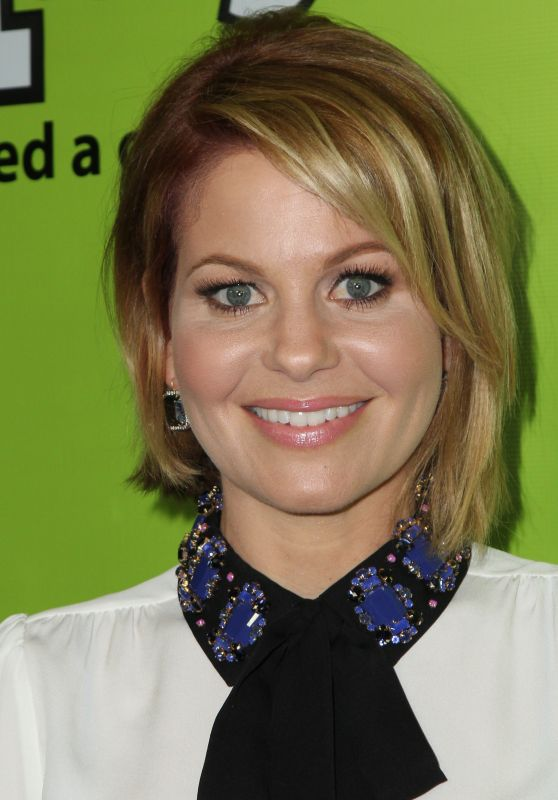 Candace Cameron-Bure - Skip1 Night Event in Hollywood 10/15/ 2016