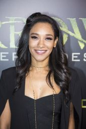 Candice Patton - Celebration of 100th Episode of Arrow in Vancouver