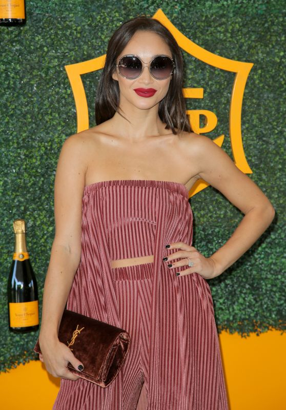 Cara Santana - Veuve Clicquot Polo Classic in Pacific Palisades, CA 10/15/ 2016
