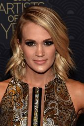 Carrie Underwood - CMT Artists of the Year in Nashville 10/19/2016