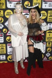 Cassie Scerbo – Just Jared's Annual Halloween Party in Los Angeles 10/30/ 2016