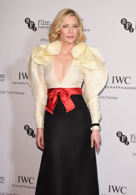 Cate Blanchett - IWC Schaffhausen Dinner in Honour of the BFI at Rosewood in London 10/4/2016