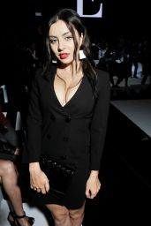 Charli XCX at Emporio Armani Show - Paris Fashion Week 10/3/2016