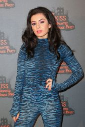Charli XCX - Kiss Haunted House Party in London10/27/ 2016
