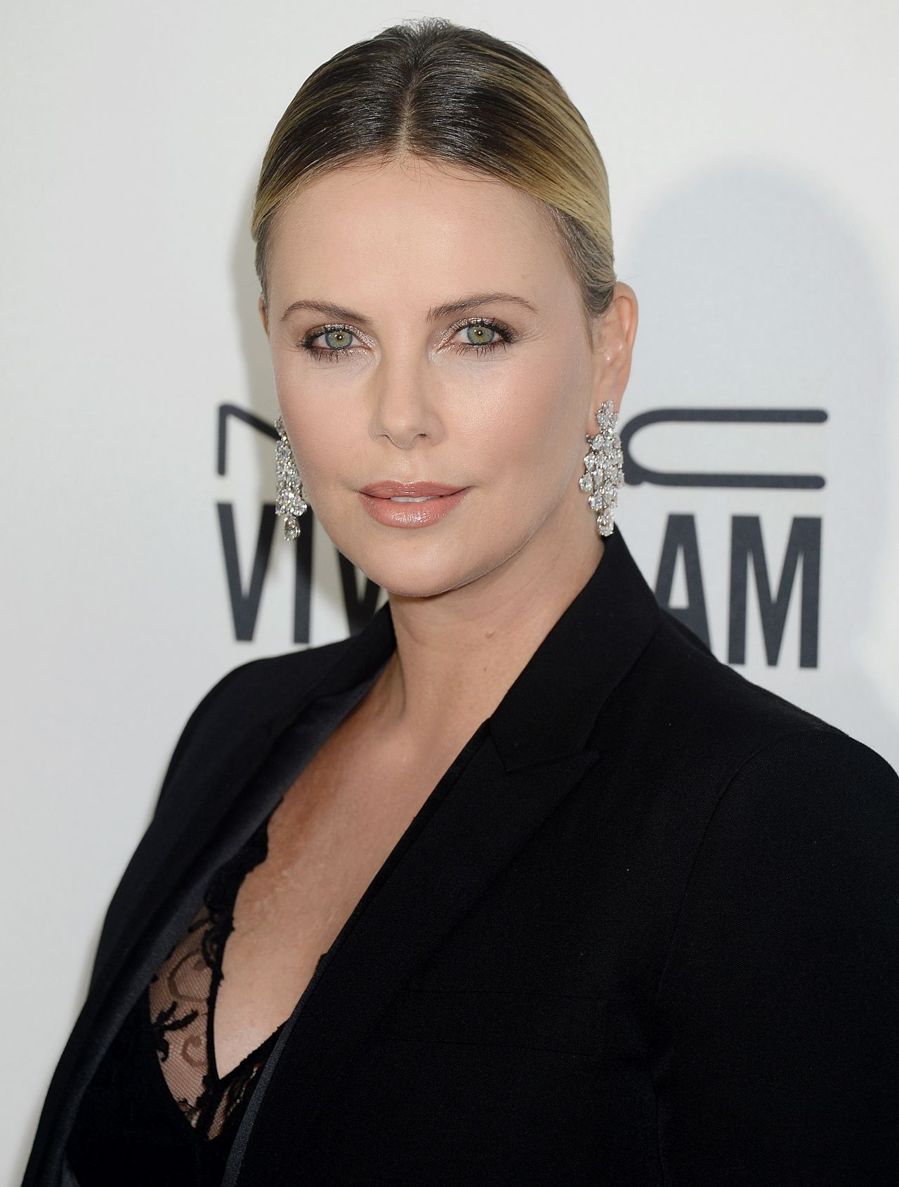 Charlize Theron – 2016 amfAR Inspiration Gala at Milk ... Charlize Theron