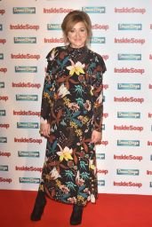 Charlotte Bellamy – Inside Soap Awards 2016 in London