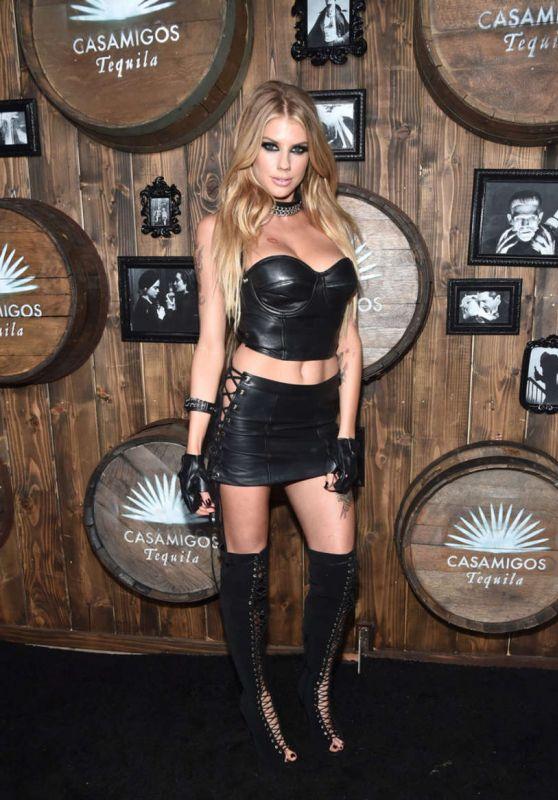 Charlotte McKinney - Casamigos Halloween Party in Beverly Hills 10/28/ 2016