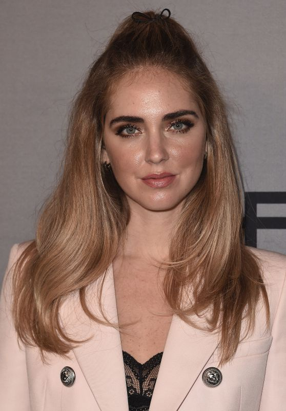 Chiara Ferragni – InStyle Awards in Los Angeles, CA 10/24/ 2016