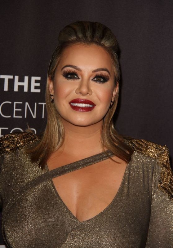 Chiquis Rivera – Hollywood Tribute to Hispanic Achievements in Television – Los Angeles 10/24/2016