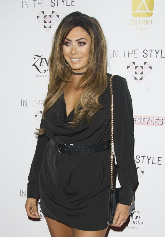 Chloe Ferry – In The Style AW16 Launch Event in London 10/6/2016