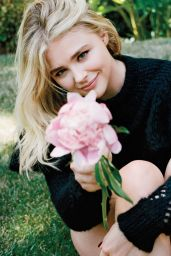 Chloe Grace Moretz - Allure Magazine USA November 2016 Issue
