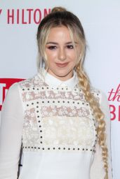 Chloe Lukasiak - Streamy Awards in Los Angeles 10/04/2016