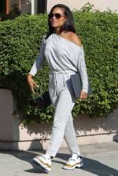Christina Milian - Out in West Hollywood 10/12/2016