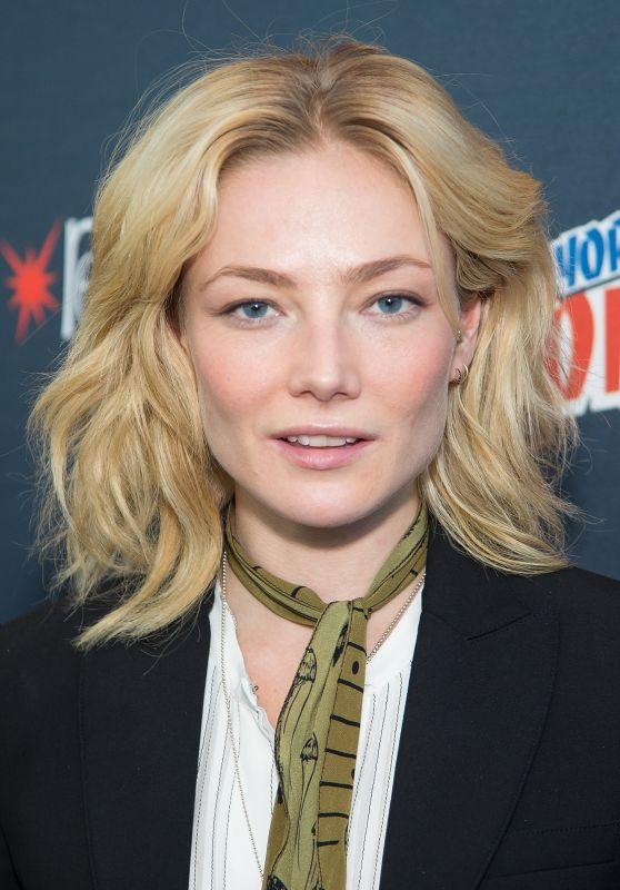 Clara Paget at New York Comic Con 10/7/2016