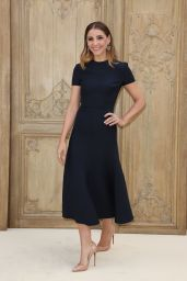 Clotilde Courau at Valentino Show – Paris Fashion Week 10/2/2016