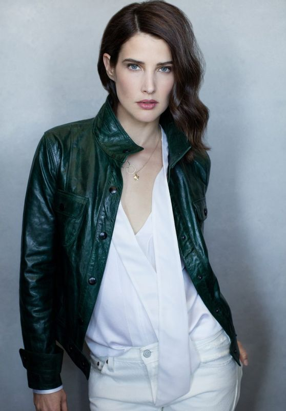 Cobie Smulders - Photoshoot for Yahoo Style October 2016