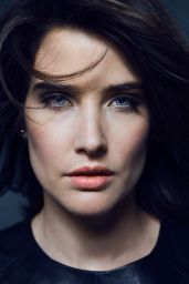 Cobie Smulders - The Red Bulletin Magazine November 2016 Photos