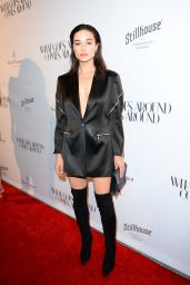 Crystal Reed - What Goes Around Comes Around Opening in Beverly Hills