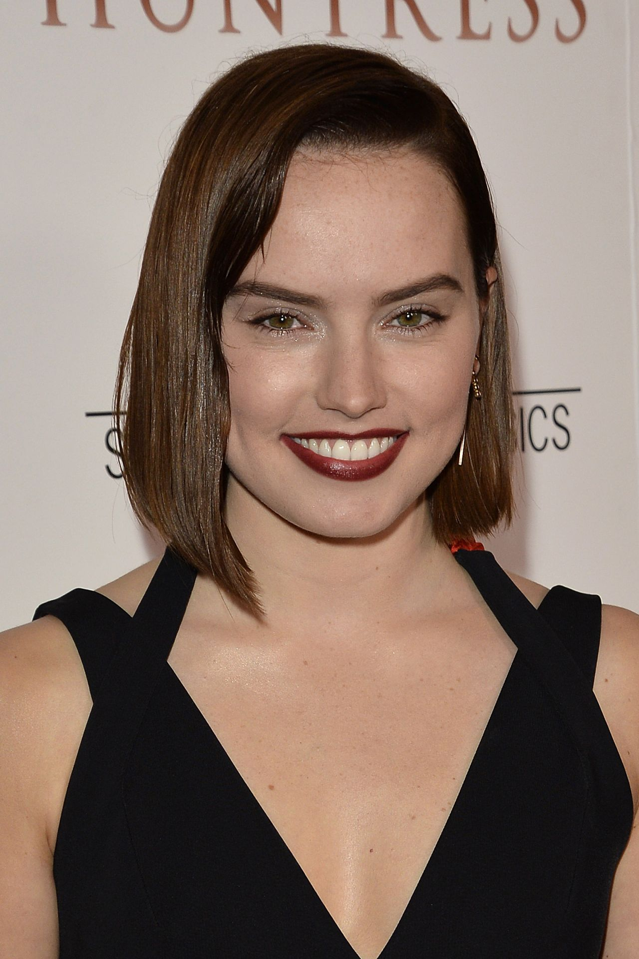 Daisy Ridley The Eagle Huntress Premiere In Los Angeles