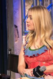 Dakota Fanning at AOL Build in New York City 10/20/ 2016