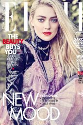 Dakota Fanning - ELLE Magazine Canada November 2016 Issue