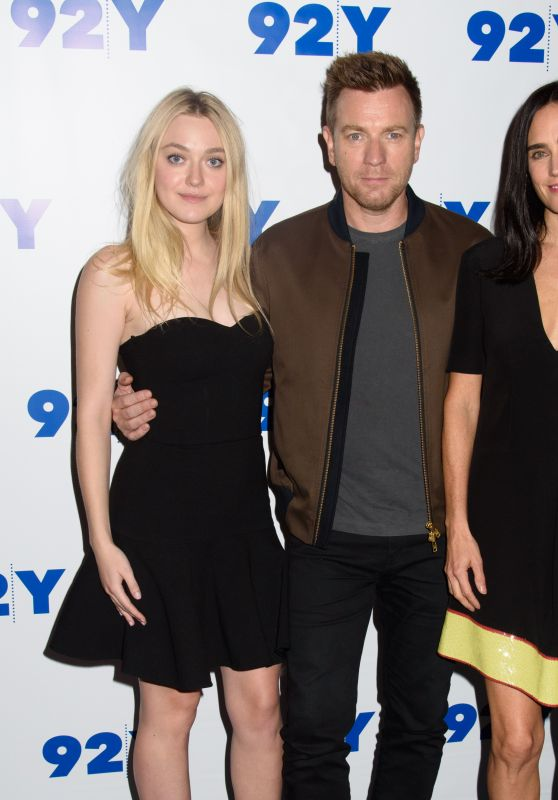 Dakota Fanning, Ewan McGregor and Jennifer Connelly -