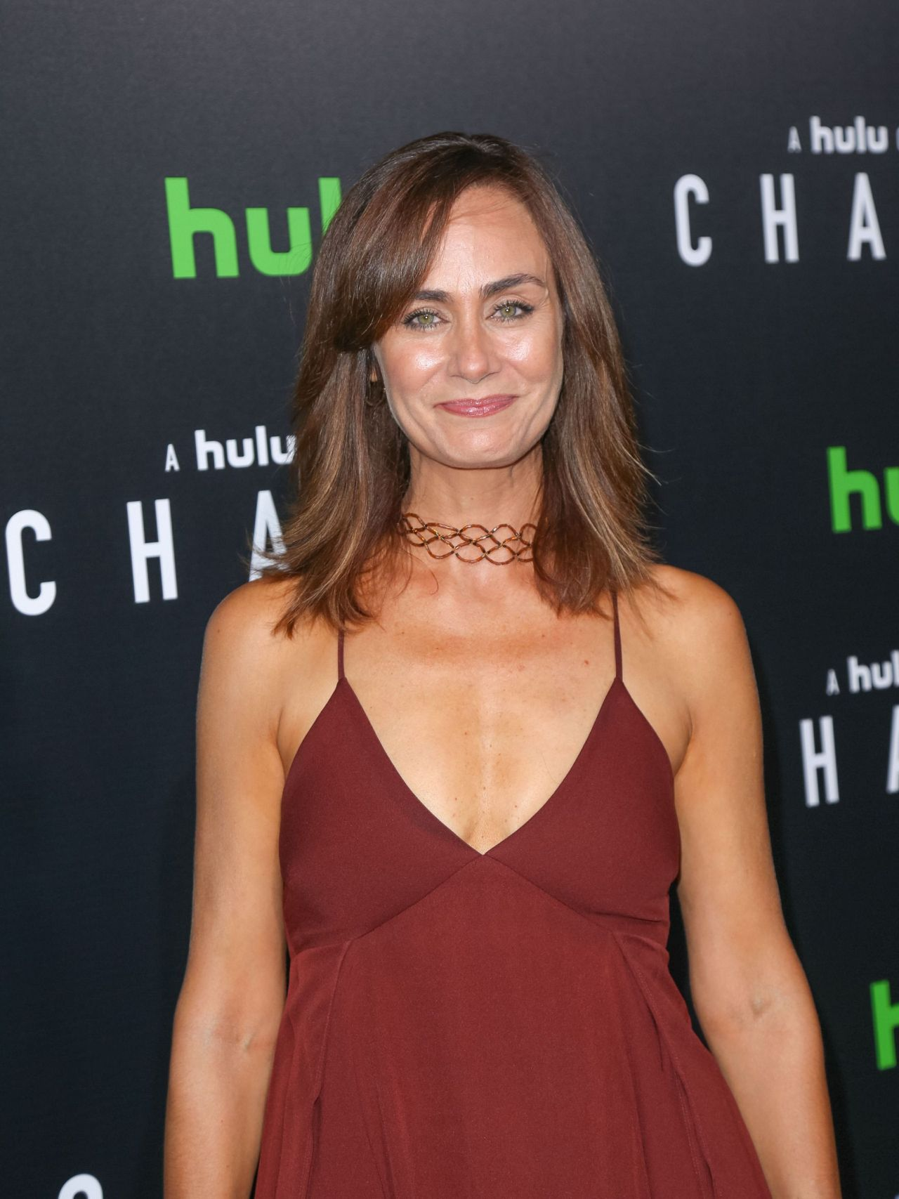 Diane Farr Chance Tv Series Premiere In Los Angeles 10